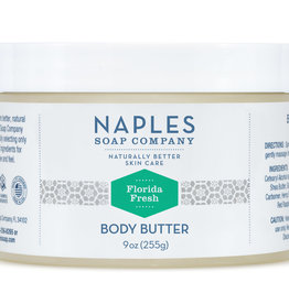 Naples Soap Company Florida Fresh Body Butter