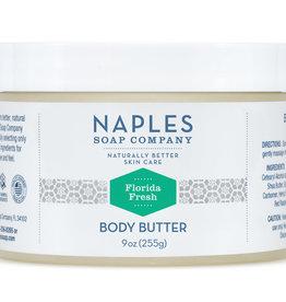 Naples Soap Company Florida Fresh Body Butter