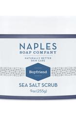 Naples Soap Company Boyfriend Sea Salt Scrub
