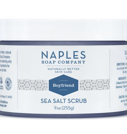 Naples Soap Company Boyfriend Sea Salt Scrub