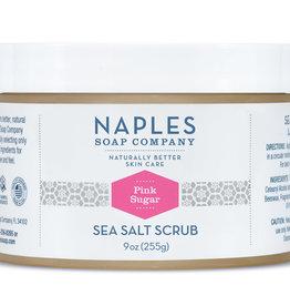 Naples Soap Company Naples Soap Co. Pink Sugar Sea Salt Scrub