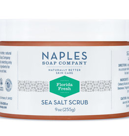 Naples Soap Company Florida Fresh Sea Salt Scrub