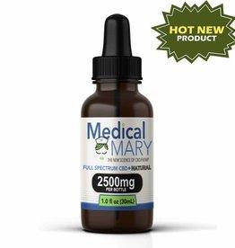 Medical Mary Full Spectrum Hemp Oil 2500mg