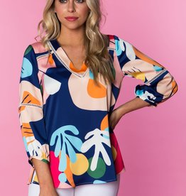 Crosby Jannie Tunic Matisse