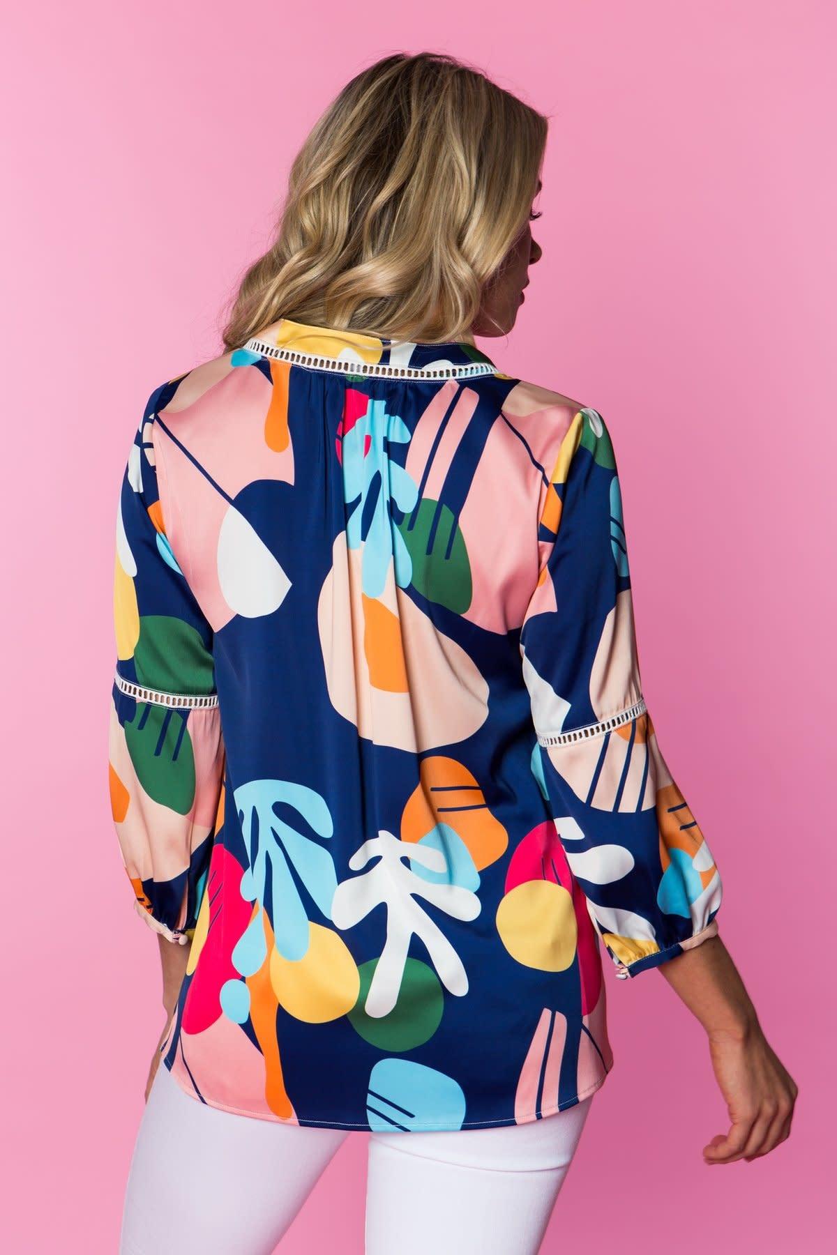 Crosby Jannie Tunic Matisse
