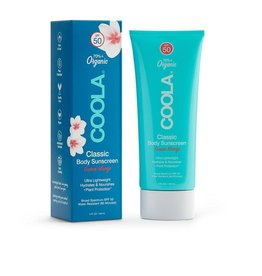 Coola Classic Body Organic Sunscreen Lotion SPF 50