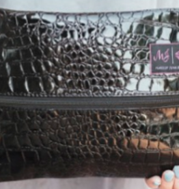 Makeup Junkie Bag Midnight Gator