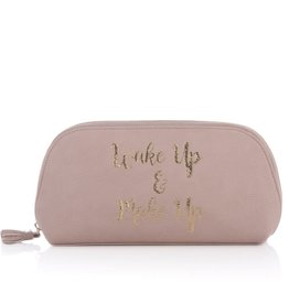 Shiraleah Wake Up & Make Up Cosmetic Case