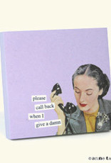 Anne Taintor Sticky Notes Call Back