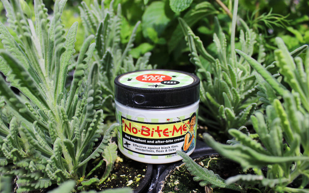 Sallye Ander No Bite Me Bug Repellent Cream