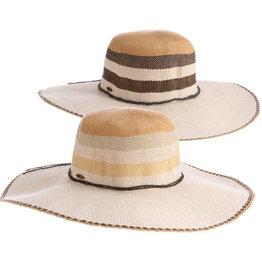 Dorfman Pacific Charente Stripe Hat