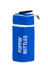 About Face Poppin' Bottles Thermal Bottle Bag