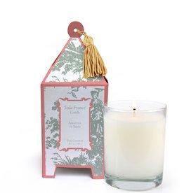 Seda France Amapola de Seine Classic Toile Pagoda Box Candle