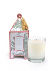 Seda France Amapola de Seine Classic Toile Mini Pagoda Box Candle