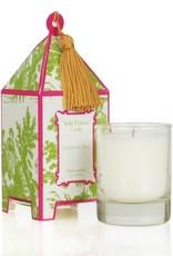 Seda France Citron du Sud Classic Toile Mini Pagoda Box Candle