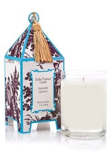 Seda France Japanese Quince Classic Toile Mini Pagoda Box Candle