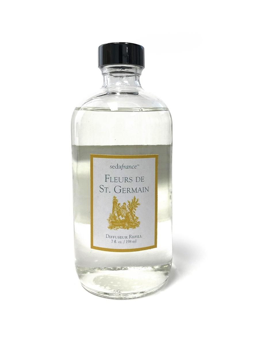 Seda France Fleurs de St. Germain Classic Toile Diffuseur Refill