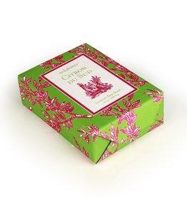 Seda France Citron du Sud Classic Toile Paper-Wrapped Bar Soap