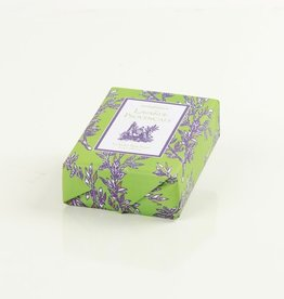Seda France Lavande Provencale Classic Toile Paper-Wrapped Bar Soap