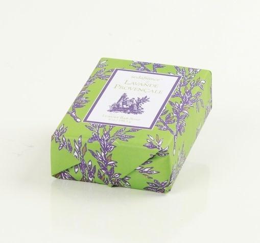 Seda France Lavande Provencale Classic Toile Paper-Wrapped Bar Soap