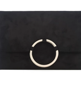 Shiraleah Larc Clutch Black