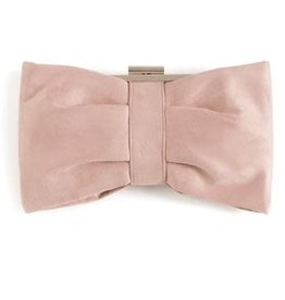 Shiraleah Vivi Clutch Blush