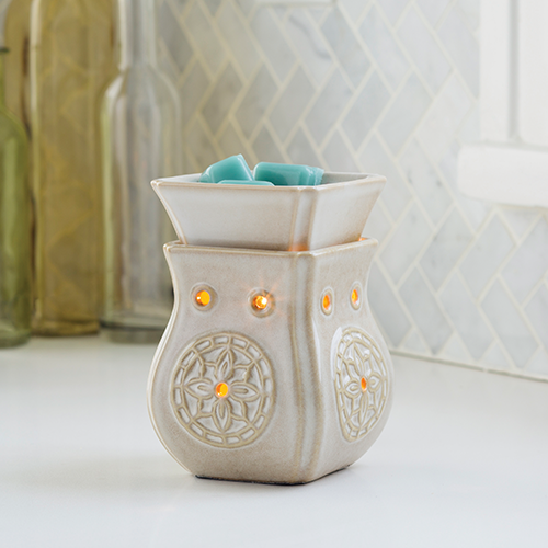 Candle Warmers Insignia Illumination Fragrance Warmer