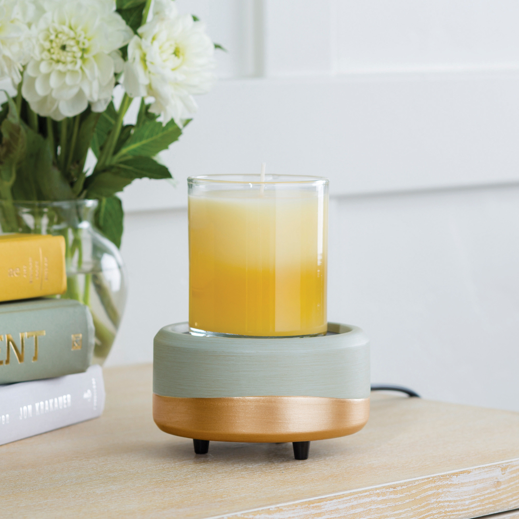 Candle Warmers Midas 2-in-1 Fragrance Warmer