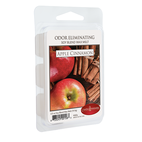 Candle Warmers Apple Cinnamon Odor Eliminating Melts