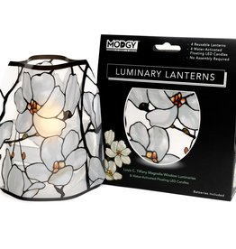 Modgy Luminary Magnolia Window