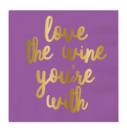 Slant Love the Wine You're With