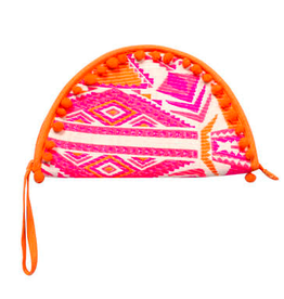 Tacco Clutch Orange