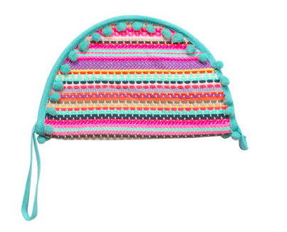Tacco Clutch Turquoise