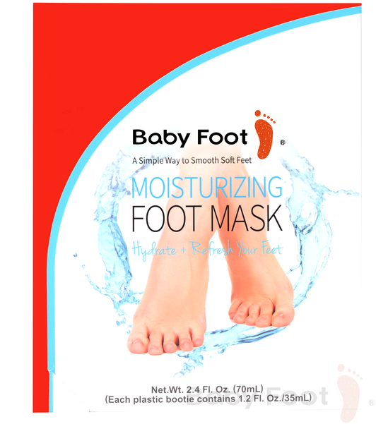 Baby Foot Moisturizing Mask