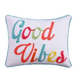 Levtex Good Vibes Pillow