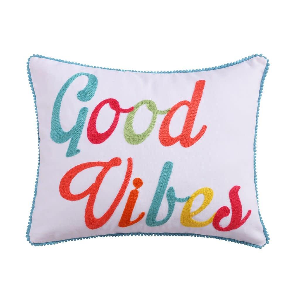 Levtex Good Vibes Pillow