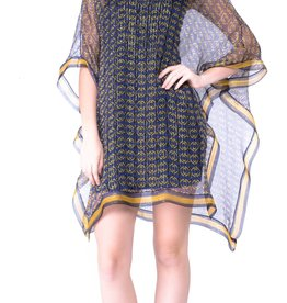 Analili Isa V Neck Dress