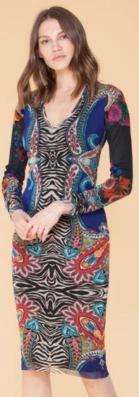 Hale Bob Hulda Dress