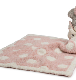 Barefoot Dreams Minnie Mouse Buddie Blanket