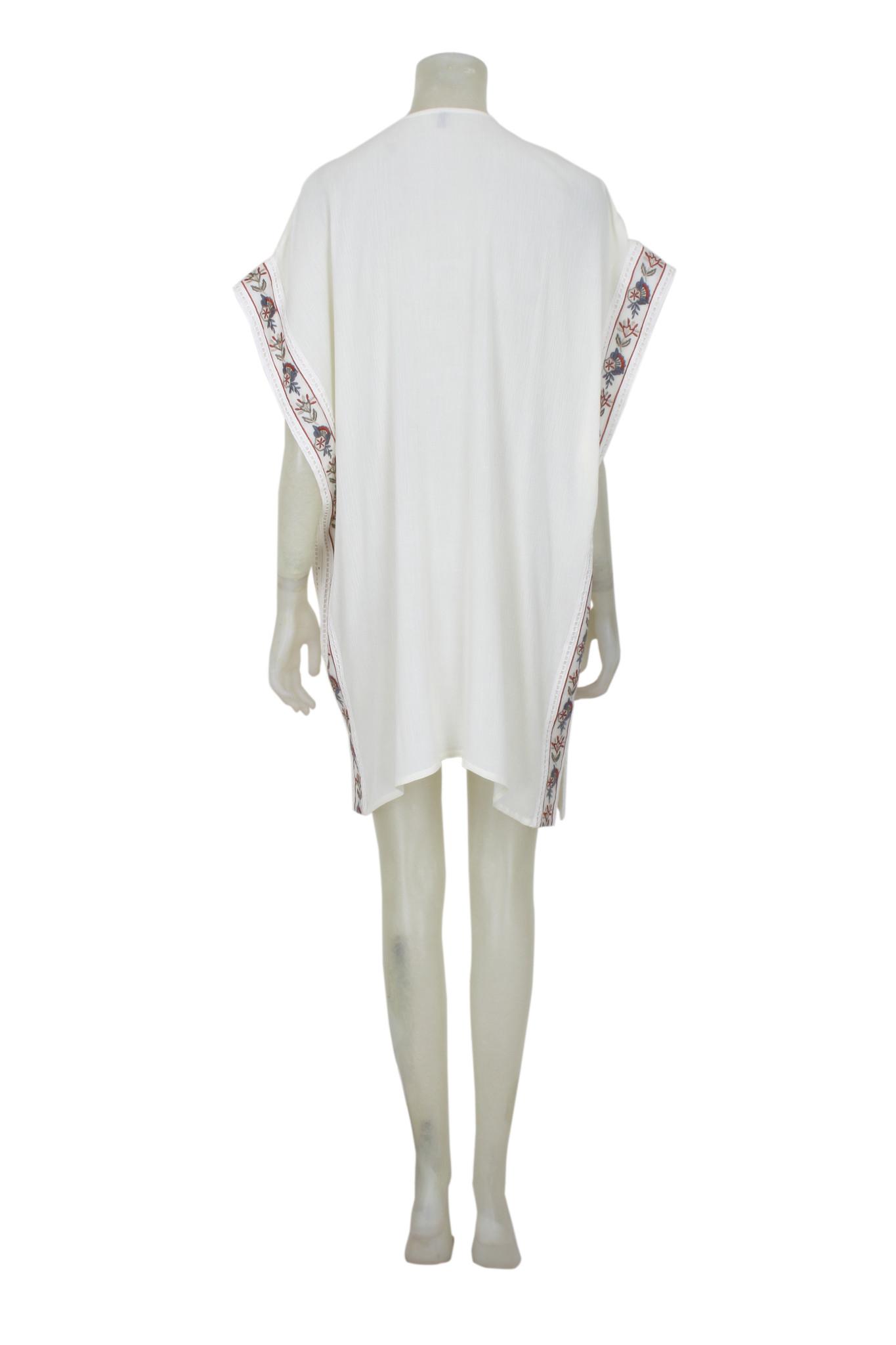 Blank Aperno Tunic Ivory