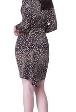 Analili Jorja Twist Front Dress