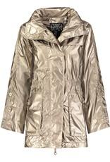 Jacket Metallic Gold Matte