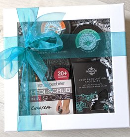 Gift Set Exfoliating and Moisture Gift Set