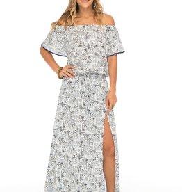 Skemo Safari Maxi Dress