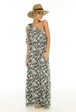 Skemo Island Vibes One Shoulder Dress