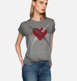 Lauren Moshi Lightning Love Tee