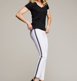 Up Ankle Pant Silver Tape