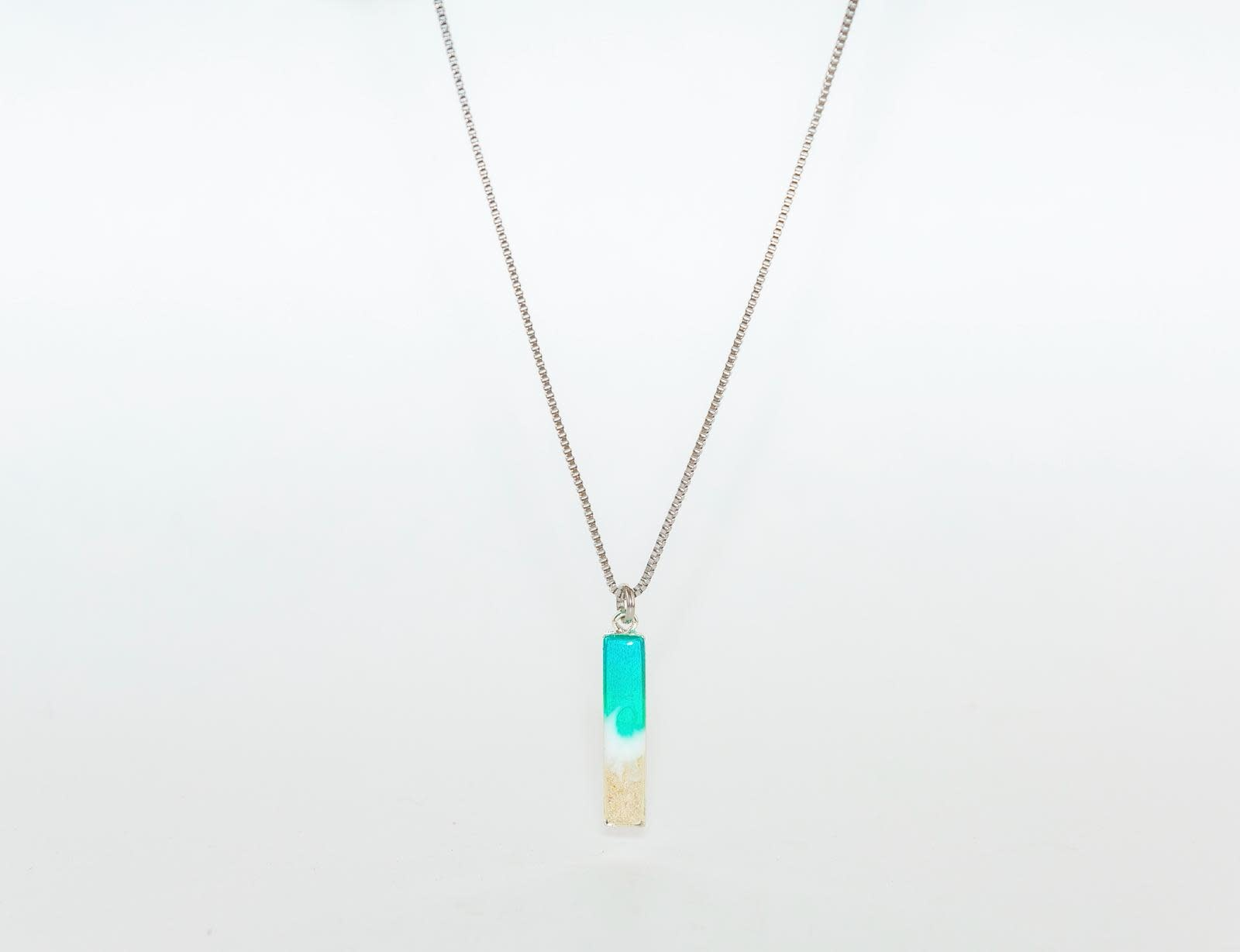 Wellington Michael Collection Shoreline Bar Necklace