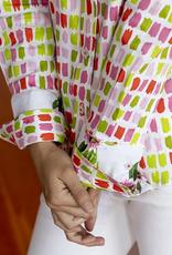 Dizzy Lizzie Rome Shirt Chiclet Green