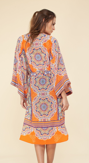 Hale Bob Ainsley Embridered Kimono